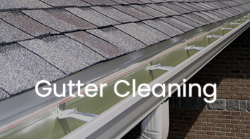 Home gutters cleaned by Shine in Bristol